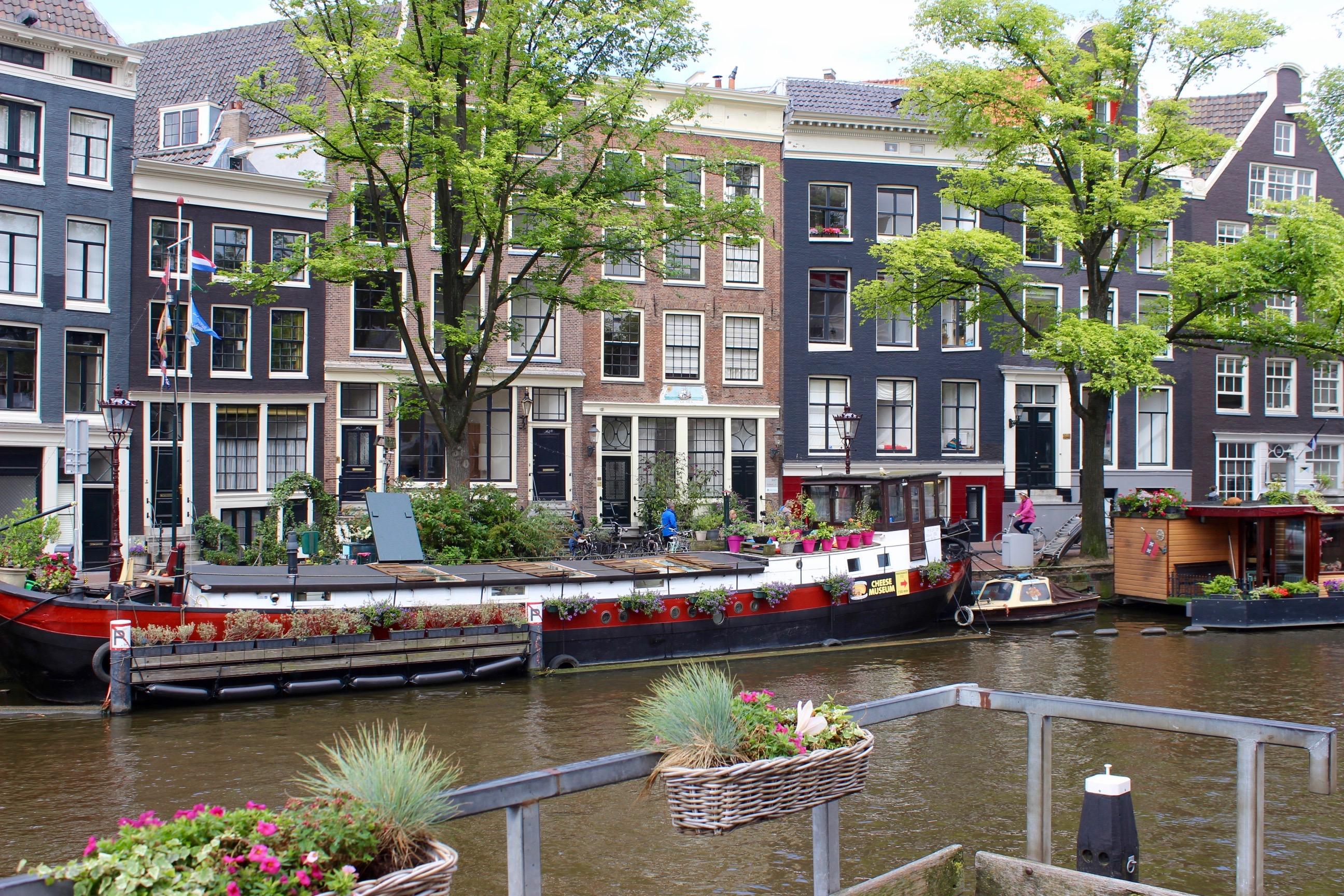 2 jours à Amsterdam
